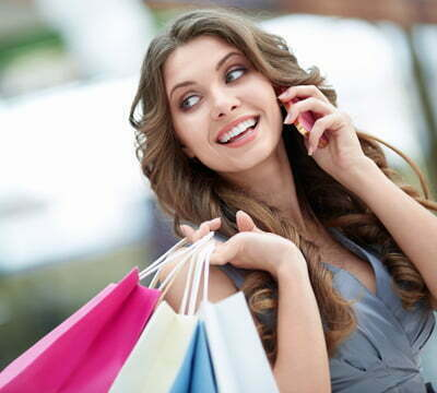 Win a Shopping Spree from the Swan Center!
