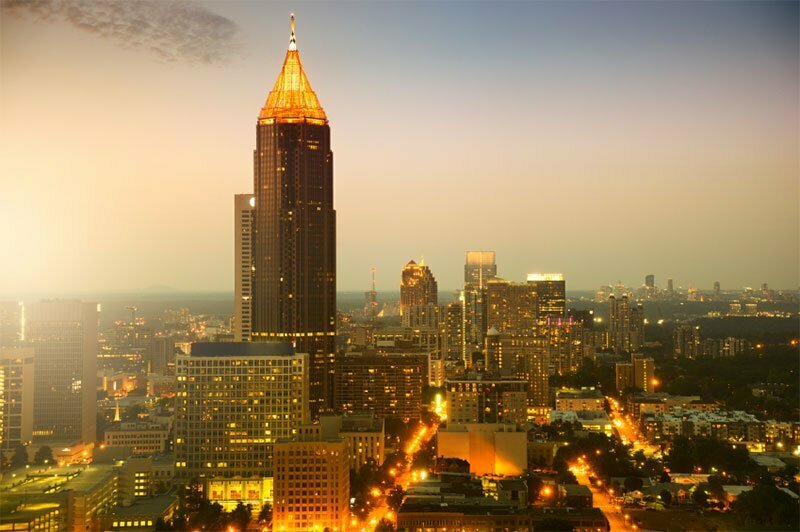 Romantic Atlanta: 6 Ideas to Dazzle Your Date