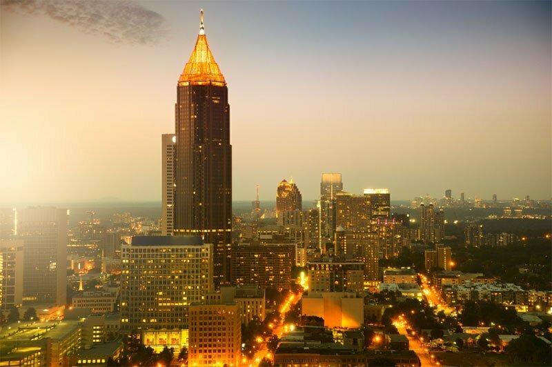 Romantic Atlanta: 6 Ideas to Dazzle Your Date