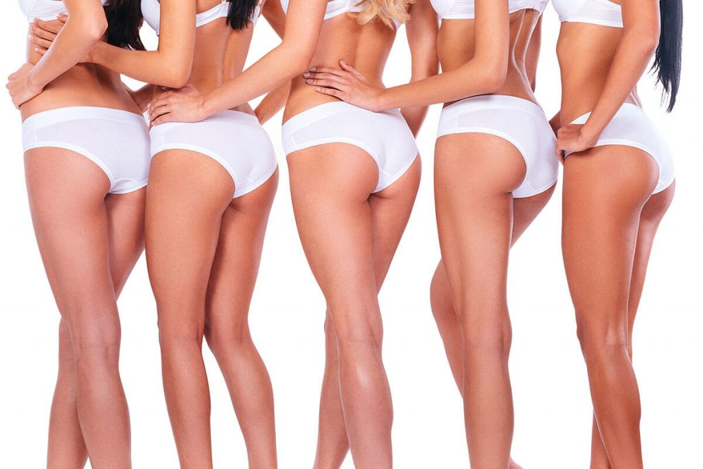 group-of-bootylicious-women