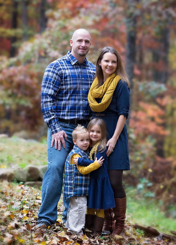 Jordan Dupree, BSN and Family